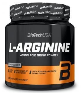 L-ARGININE POWDER - BIOTECH...