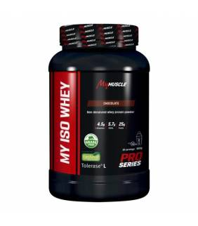 MY ISO WHEY 900g - MY MUSCLE™