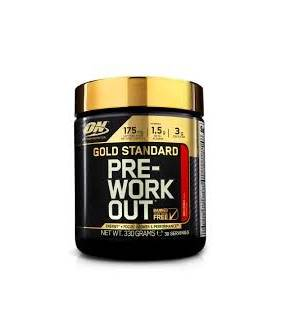 Gold Standard Pre-Workout - Optimum