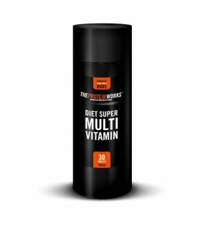 Diet Super Multivitamines