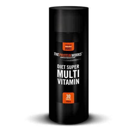 Diet Super Multivitamines - TPW