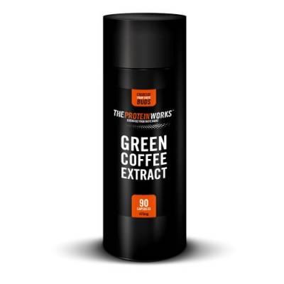 Extrait de café vert