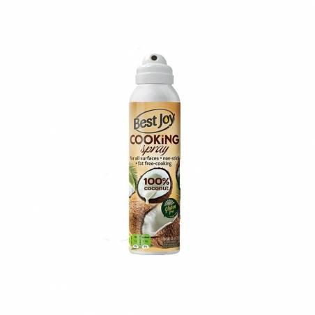 Huile 100% Coco sans calories - Cooking Spray