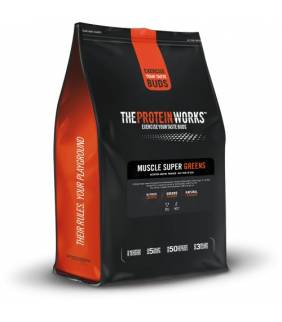 MUSCLE SUPER GREENS - TPW™
