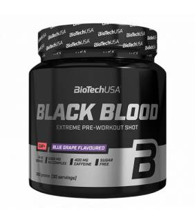 BLACK BLOOD CAF+ - BIOTECH USA