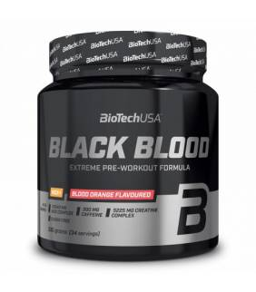 BLACK BLOOD NOX+ - BIOTECH USA