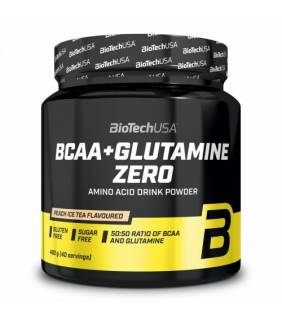 BCAA+GLUTAMINE BIOTECH - discount-nutriton.re - 974