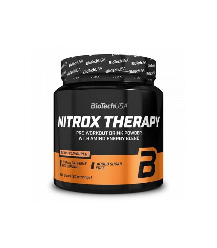 Vente en ligne NITROX THERAPY - BIOTECH USA au meilleur prix à la R...