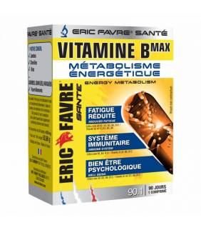 VITAMINE B MAX ERIC FAVRE - discount-nutrition.re - 974