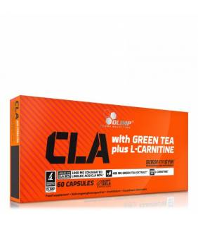 CLA THE VERT CANRITINE OLIMP - discount-nutrition.re - 974