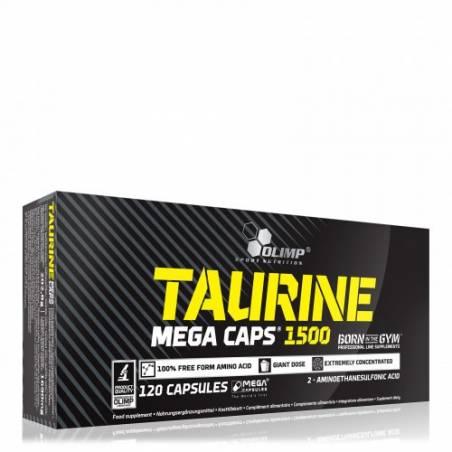 TAURINE MEGA CAPS 1500 - OLIMP