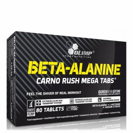 BETA-ALANINE CARNO RUSH - OLIMP