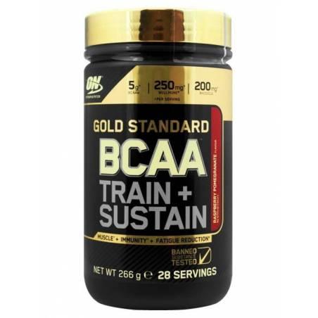 GOLD STANDARD BCAA - OPTIMUM NUTRITION
