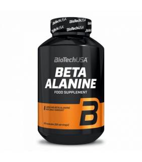 BETA-ALANINE - BIOTECH USA