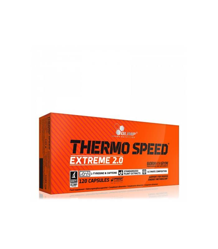 Thermo Speed Extreme Hardcore - Olimp