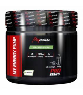MY ENERGY PUMP - MYMUSCLE