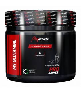 MY GLUTAMINE - MYMUSCLE