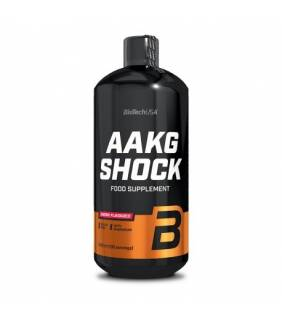 AAKG SHOCK - BIOTECH USA