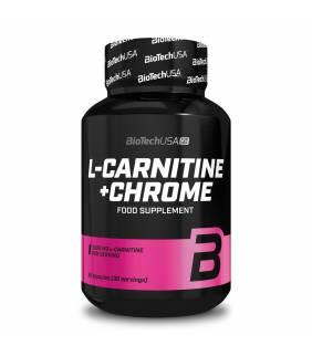 L-Carnitine + Chrome For Her - Biotech USA