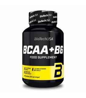 BCAA+B6 - Biotech USA