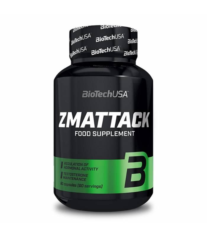 Vente en ligne ZMAttack - Biotech USA au meilleur prix à la Réunion