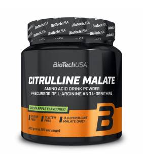 Citrulline Malate Powder - Biotech USA
