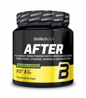 AFTER - BIOTECH USA