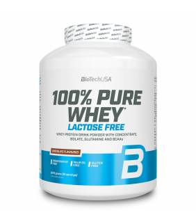 100% PURE WHEY SANS LACTOSE - BIOTECH USA