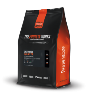 WHEY ISOLATE 90 DIET -  TPW™
