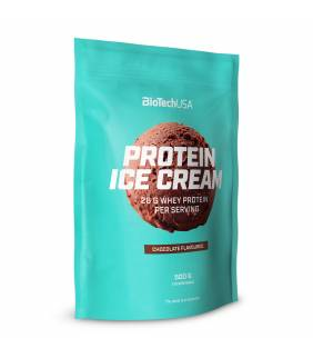 PROTEIN ICE CREAM - BIOTECH...