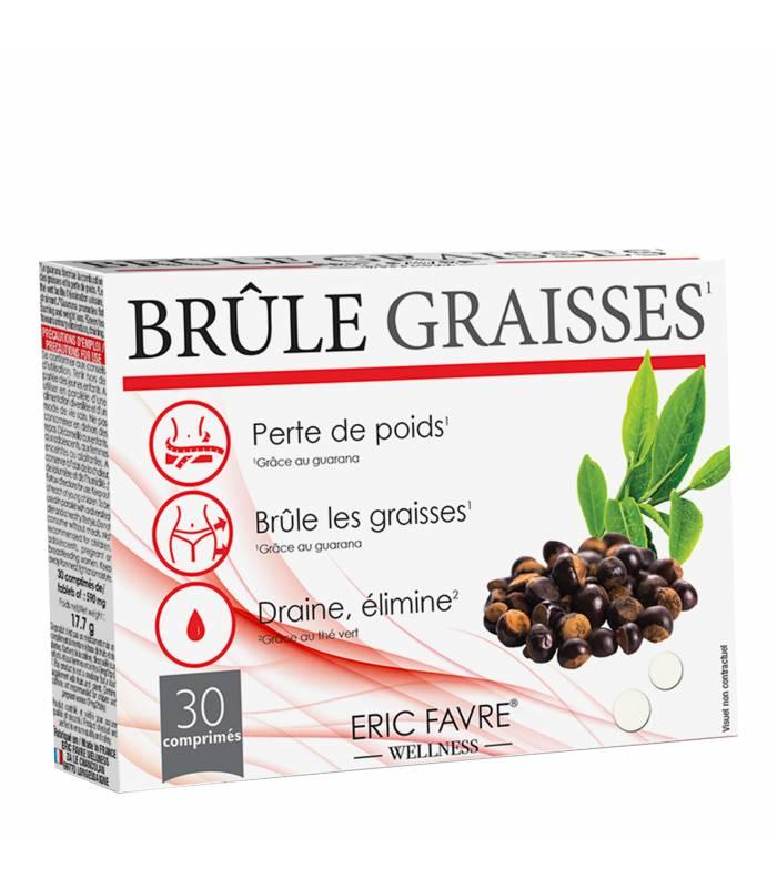 Vente en ligne BRÛLE GRAISSES - ERIC FAVRE au meilleur prix à la Ré...