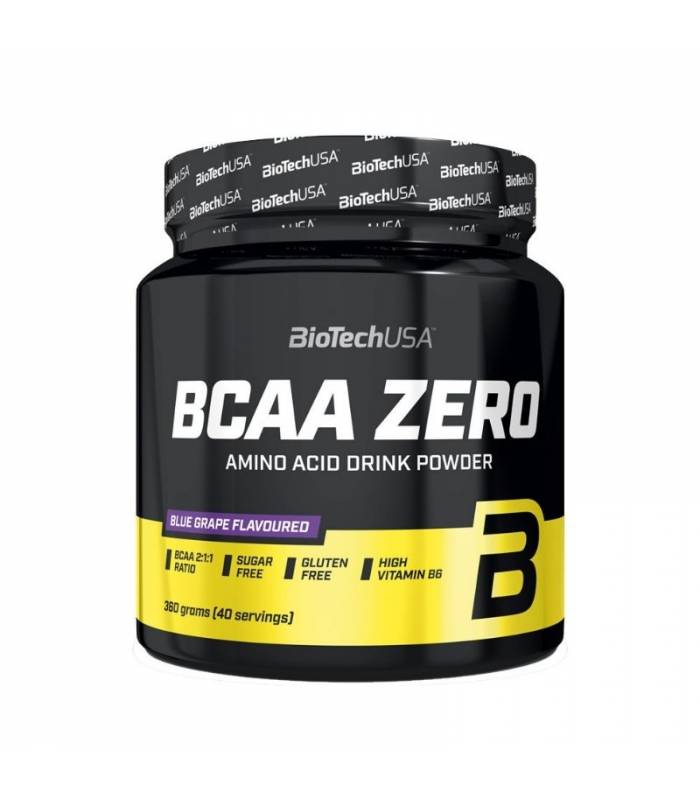 BCAA Flash Zero - Biotech USA