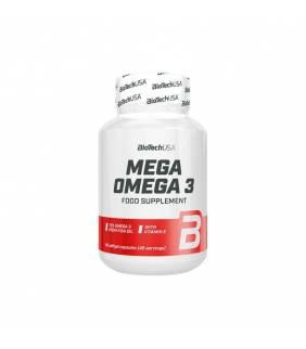 MEGA OMEGA 3 - Biotech USA